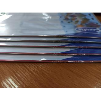 Разделители документов Forofis, А4, Nr. 1-12, ПП, 0,13 мм, цветные (уценка) - Officedom (3)