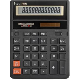 Калькулятор больш.12 разр.двойн. питание - Officedom (1)