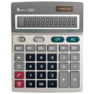 Калькулятор 12 разр.двойн. питание - Officedom (1)