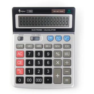 Калькулятор больш.16 разр.двойн. питание - Officedom (1)