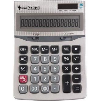 Калькулятор больш. бухг. 16 разр., двойн. питание - Officedom (1)