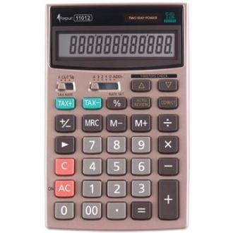 Калькулятор больш. бухг., 12 разр. двойн. питание - Officedom (1)