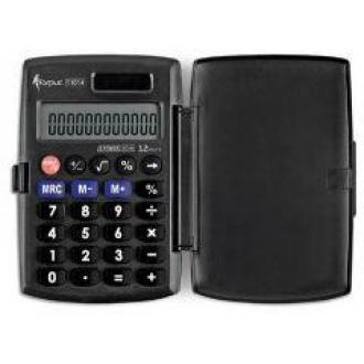Калькулятор карманный 12 разр., двойн. питание - Officedom (1)