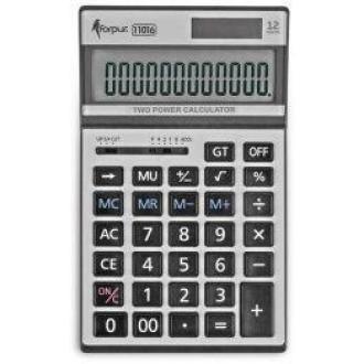 Калькулятор 12 разр., 178,5х107х27мм., двойн. питание - Officedom (1)