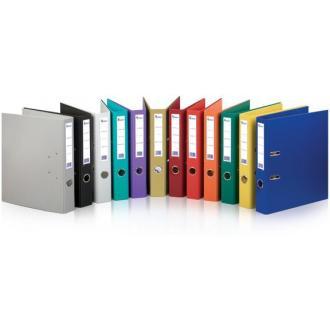 Папка-регистратор А4 с бок. карман, 70 мм, фиолетовый - Officedom (1)