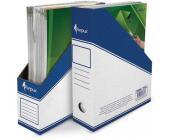 Лоток для документов А4, гофрокартон, 100мм | OfficeDom.kz