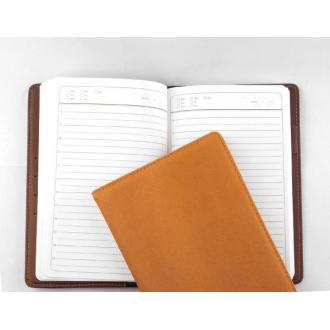 Ежедневник недатированный Executive Agenda, А5, желтый - Officedom (1)