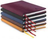 Ежедневник недатированный Executive Agenda, А5, бордовый | OfficeDom.kz