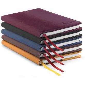 Ежедневник недатированный Executive Agenda, А5, черный - Officedom (1)
