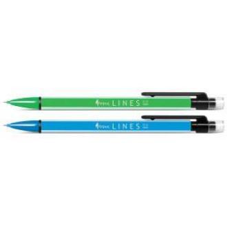 Механический карандаш Forpus LINES, 0,5 мм, зеленый корпус - Officedom (1)