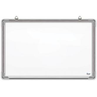 Доска настенная магнитно-маркер. 90 х 180см, белая - Officedom (1)