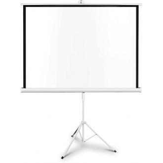 Проекционный экран Forpus, 160 x 160 см, на треноге - Officedom (1)