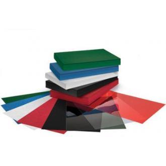 Обложка д/<wbr>перепл. карт. А4, 200гр, 100шт, красный - Officedom (1)