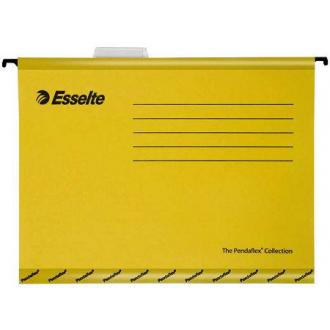 Папка подвесная Pendaflex, А4, желтый - Officedom (1)