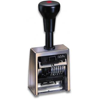 Нумератор автоматический Reiner В6К, 4,5мм, пластиковый корпус - Officedom (1)