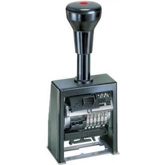 Нумератор автоматический Reiner В8К, 4,5мм, пластиковый корпус - Officedom (1)