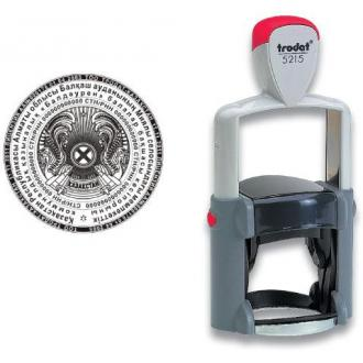 Оснастка автоматич New 5215.для круглой печати R45 - Officedom (1)