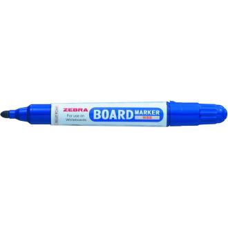 Маркер для доски круглый, 1-2мм, синий - Officedom (1)