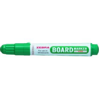 Маркер для доски круглый, 1-2мм, зеленый - Officedom (1)