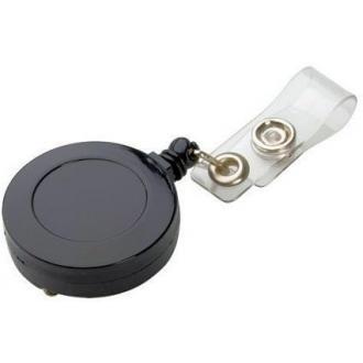 Брелок-ретрактор, длина 90см., с вытяжн механизмом ассорти - Officedom (1)