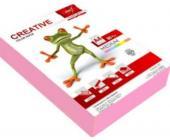 Бумага KRIS Медиум 80гр, А4, 500л, розовый