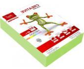 Бумага KRIS Медиум 80гр, А4, 500л, зеленый