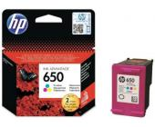 Картридж HP CZ102AE для Deskjet Ink Advantage 2515/2516, №650, трехцветный | OfficeDom.kz