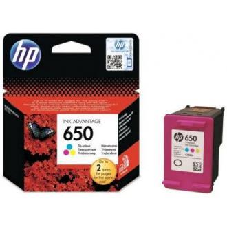 Картридж HP CZ102AE для Deskjet Ink Advantage 2515/<wbr>2516, №650, трехцветный - Officedom (1)