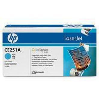 Картридж для принтеров HP Color LaserJet СМ3530/<wbr>CM3530fs/<wbr>CP3525dn/<wbr>CP3525n/<wbr>CP3525x HP CE251A , гол. - Officedom (1)