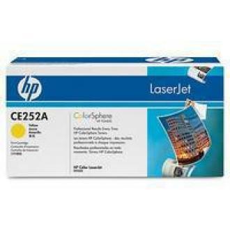 Картридж для принтеров HP Color LaserJet СМ3530/<wbr>CM3530fs/<wbr>CP3525dn/<wbr>CP3525n/<wbr>CP3525x HP CE252A , желт. - Officedom (1)