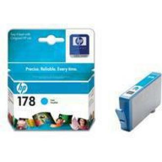Картридж для PhotoSmart-C6283 HP СB318HЕ №178, голубой - Officedom (1)