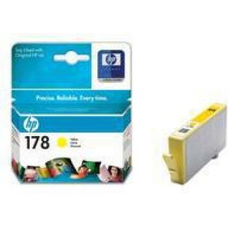 Картридж для PhotoSmart-C6283 HP СB320HЕ №178, желтый - Officedom (1)