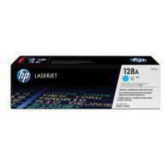 Картридж CE321A для HP Laser Jet CP1525/<wbr>N/NW, CM1415FN/<wbr>FNW, №128 голубой - Officedom (1)