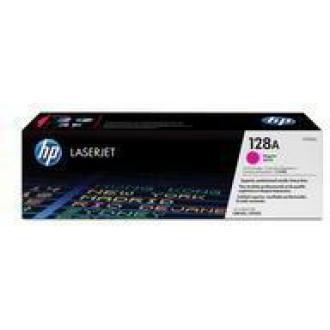 Картридж CE323A для HP Laser Jet CP1525/<wbr>N/NW, CM1415FN/<wbr>FNW, №128 пурпурный - Officedom (1)