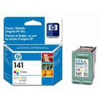 Картридж CB337HE для HP OfficeJet j5783/<wbr>C4273/<wbr>C4283/<wbr>C4383/<wbr>C5283/<wbr>D5363 №141, трёхцветный - Officedom (1)