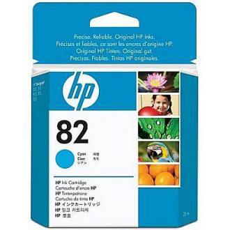 Картридж для DesignJet 510 HP №82 (CH566A), голубой - Officedom (1)