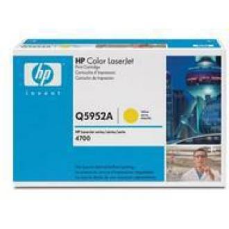 Картр. д/<wbr>лаз. принт. HP LaserJet 4700 Q5952A, желтый - Officedom (1)