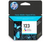 Картридж F6V16AE №123 для HP DeskJet 2130, трехцветный | OfficeDom.kz