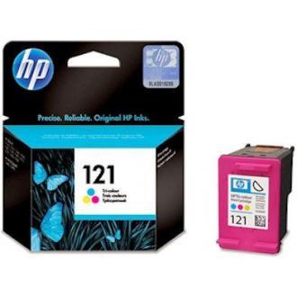 Картридж HP CC643HE для Deskjet F4283/<wbr>D2563, №121, трехцветный - Officedom (1)
