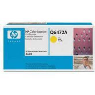 Картр. д/<wbr>лаз. принт. HP LaserJet 3600/<wbr>3800/<wbr>CP 3505, Q6472A, желтый - Officedom (1)