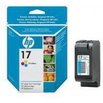 Картридж для струйн. прин. HP DeskJet С6625AE №17 - Officedom (1)