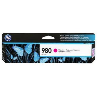 Картридж D8J08A №980 для HP OfficeJet Enterprise Color X555/<wbr>X585, пурпурный - Officedom (1)