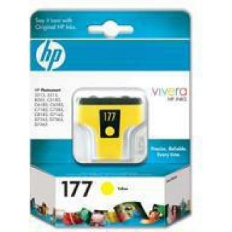 Картридж для стр. прин. HP С8773HЕ №177, желтый - Officedom (1)
