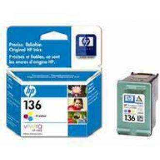 Картридж для струйн. прин. HP DeskJet С9361HЕ №136 - Officedom (1)