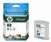 Картридж для струйн. прин. HP OfficeJet Pro K5400 C9386AE, №88, голубой