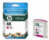 Картридж для струйн. прин. HP OfficeJet Pro K5400 C9387AE, №88, пурпурный