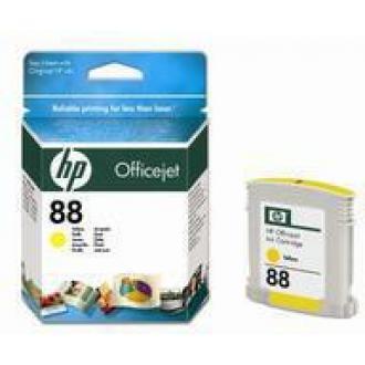 Картридж для струйн. прин. HP OfficeJet Pro K5400 C9388AE, №88, желтый - Officedom (1)