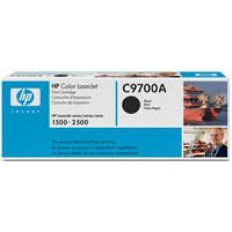 Картридж C9700A для HP Color LJ 1500/<wbr>2500, чёрный - Officedom (1)