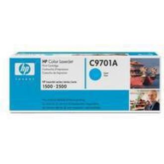 Картридж С9701А для лаз принт. HPLJ 1500/ 2500, голубой - Officedom (1)