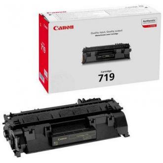 Картридж Canon 719 для i-SENSYS LBP-6300dn/<wbr>6650dn, MF5840dn/<wbr>5880dn, черный - Officedom (1)